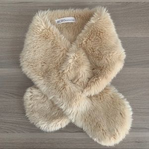 BCBGeneration Faux Fur Scarf